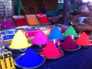 Piles of Color India