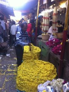 India Flower Spools