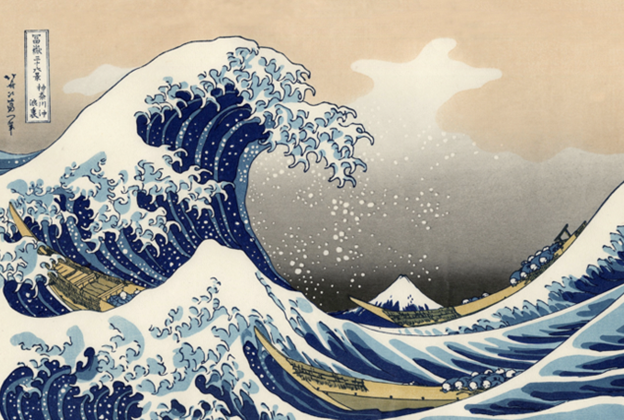 The Great Wave pic